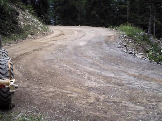 Piste Forestière – St André les Alpes
