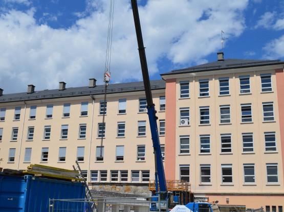 Rénovation Hôpital
