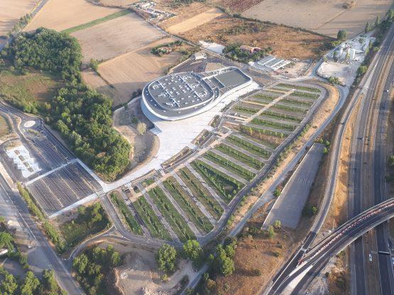 Palais des Sports de l'Arena – Aix en Provence