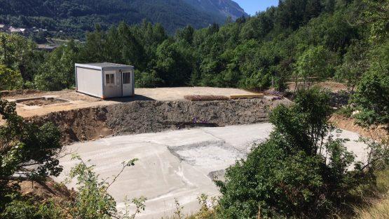 STEP hameau de Prelles, La Rochette, Villaret à St Martin de Queyrières – LANCEMENT