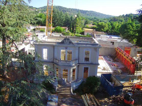 HOTEL VILLA CASTELLANE – Greoux les Bains